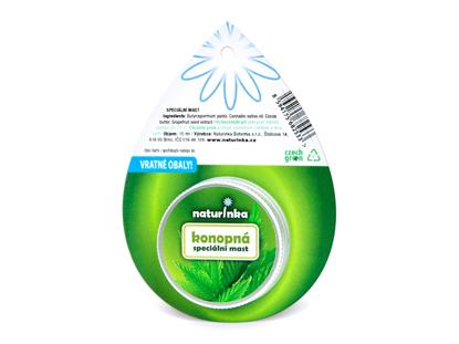 Konopná mast malá (15 ml)